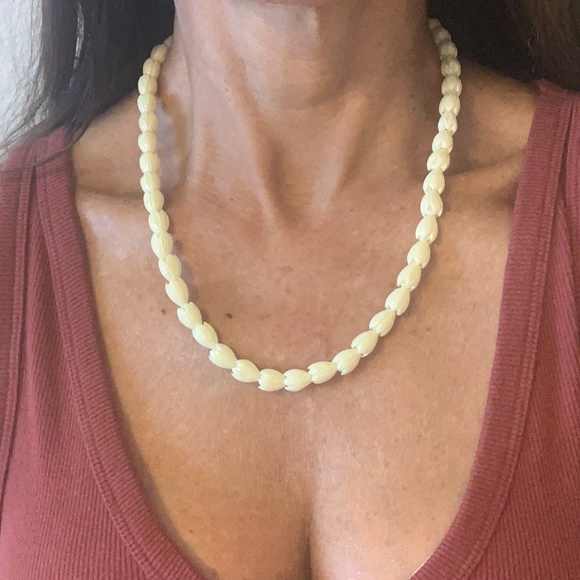 Pikake Single Strand Necklace